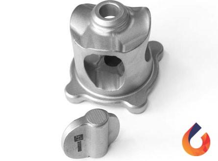 Exhaust gas recirculation cast