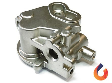car fuel pump housing