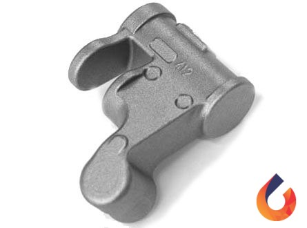 rocker arm investment casting
