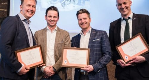 CIREX NOMINATED FOR KONING WILLEM I PRIZE!