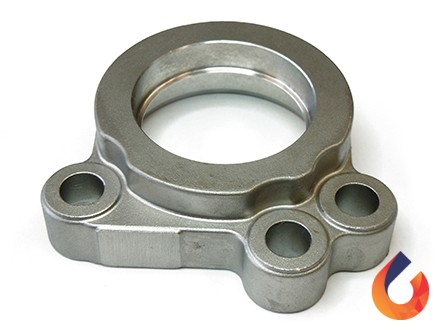 Assembly flange for a cooling system