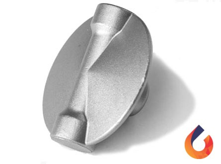 Exhaust gas recirculation gas recirculation investment casting
