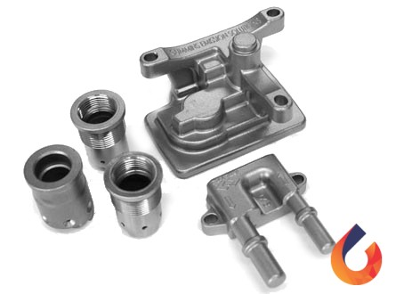 ureum housing truck investment casting