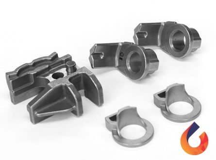 shifting profile investment casting